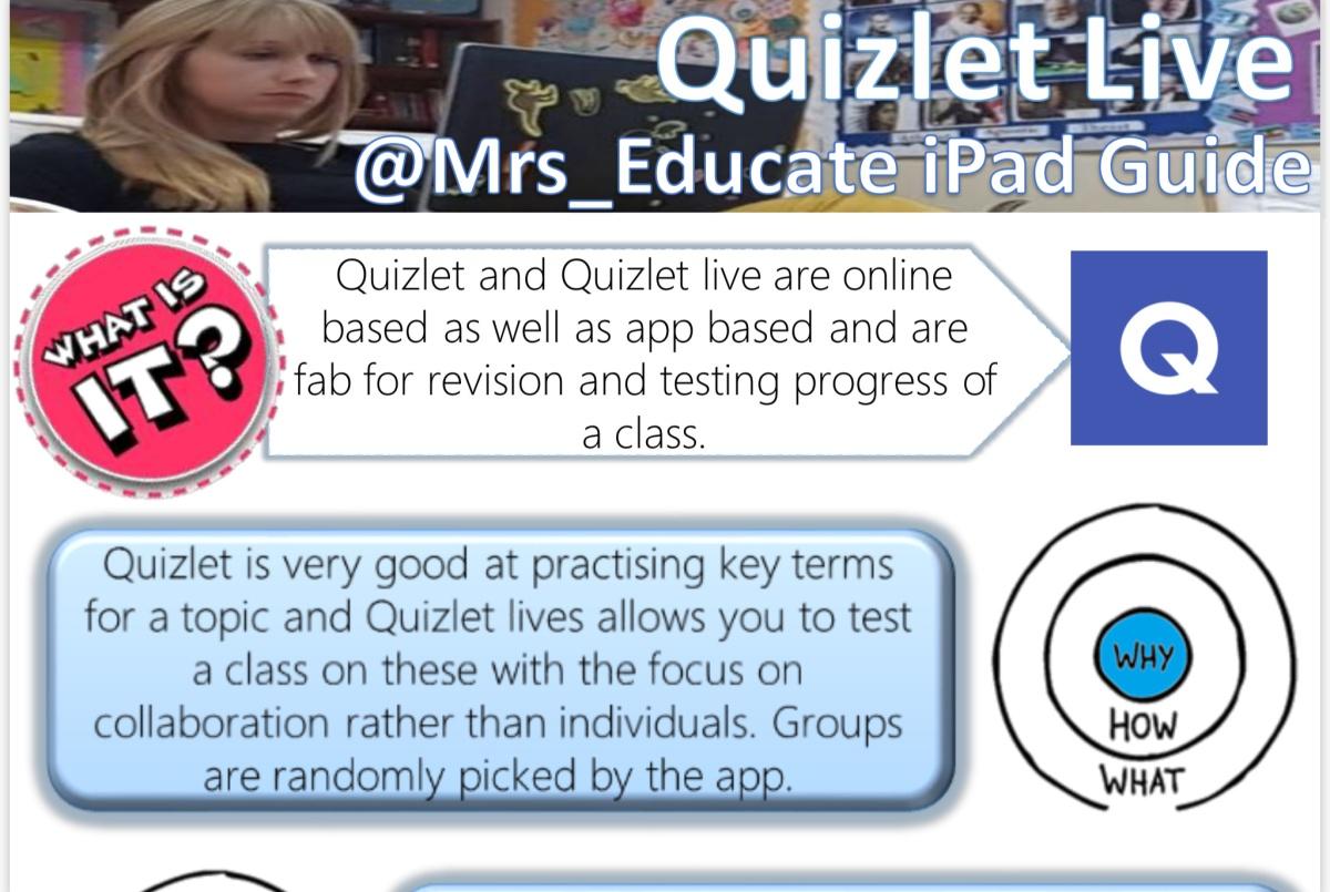 Quizlet Live – Mrs. Educate
